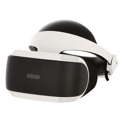 Шлем виртуальной реальности Sony PlayStation VR 2 + VR Worlds (CUH-ZVR2)