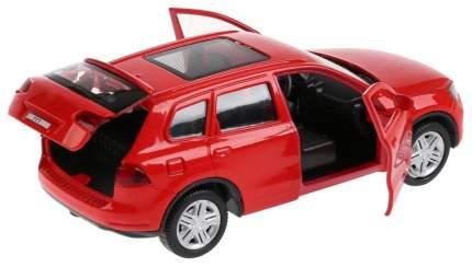 """Машина """"VW Touareg"""", 12 см (красная)"""