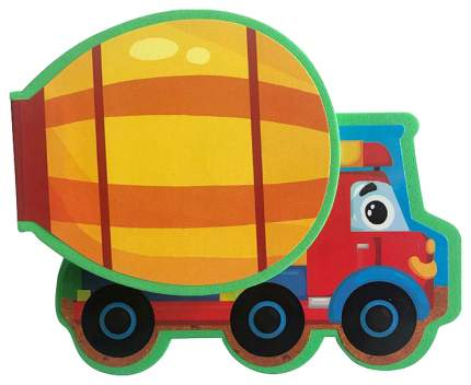 Книжка-игрушка Malamalama «Транспорт.»
