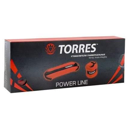 Утяжелители Torres PL110182 2 x 1 кг