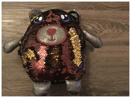 Мягкая Игрушка Abtoys Мягкое Сердце Медведь С Пайетками Mp004