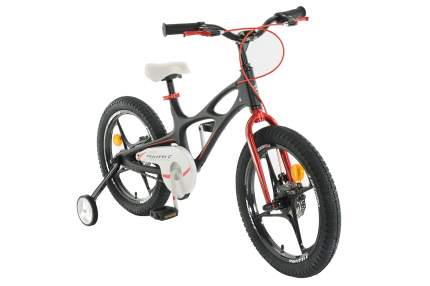 """Детский 2-колесный велосипед Royal Baby Space Shuttle 18"""" Чёрный Black"""