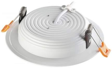 Встраиваемый светодиодный светильник Novotech Luna NT18 000 357573 Белый