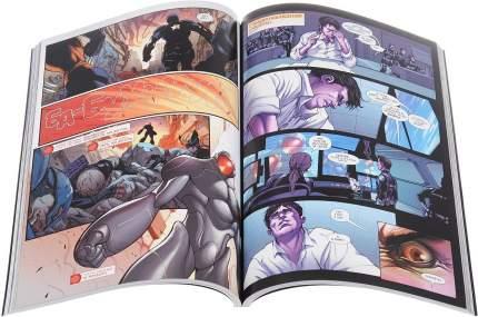 Комикс Мстители. Том 3, Бесконечность: Пролог