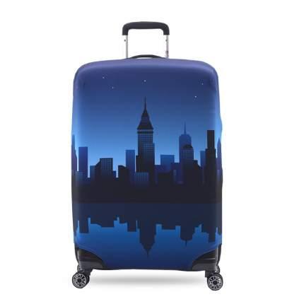 Чехол для чемодана KonAle Город L
