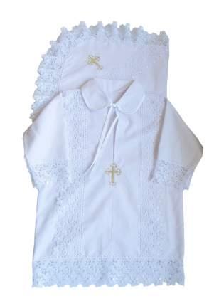 Крестильный набор Папитто для мальчика р.68-74 1313