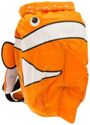 Рюкзак Trunki Для бассейна и пляжа PaddlePak Рыба-Клоун