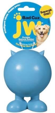 Игрушка JW Pet Bad Cuz Medium Мяч на ножках с рожками средний для собак