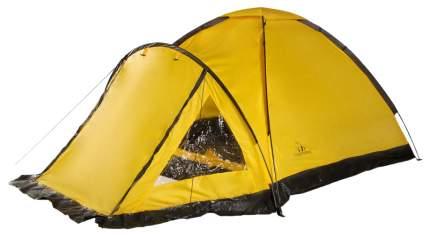 Туристическая палатка Greenwood Yeti 3 трехместная желтая