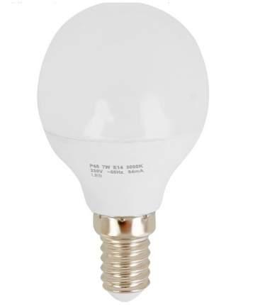 Лампочки Красная цена P45 7W E14 3000K 10 шт