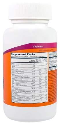 Витаминно-минеральный комплекс NOW Kid Vits 120 капс. ягодный