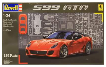 Модели для сборки Revell Автомобиль Ferrari 599 GTO 67091