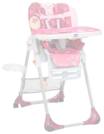 Съемный поднос для стульчика для кормления Chicco Polly Розовый