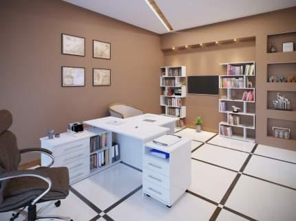 Письменный стол СОКОЛ КСТ-109 SK_31137, белый