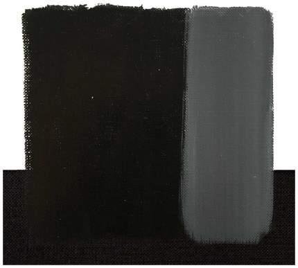 Масляная краска Maimeri Puro 535 черный слоновая кость 40 мл