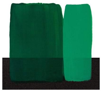 Акриловая краска Maimeri Acrilico M0924340 темно-зеленый 200 мл