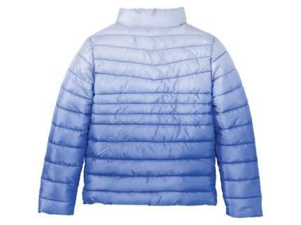 Куртка для девочки Pepperts голубая р.158