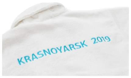 TAC Халат Krasnoyarsk 2019 Цвет: Белый (xxL-xxxL)