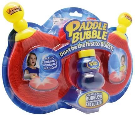 Мыльные пузыри Paddle Bubble 60 мл с набором ракеток