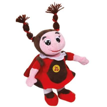 Мягкая игрушка Мульти-Пульти Божья коровка мила (лунтик и его друзья), 23 см