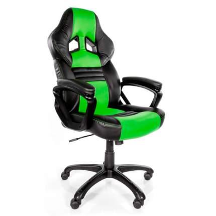 Игровое кресло Arrozzi monza-gn, зеленый/черный