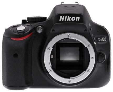 Фотоаппарат зеркальный Nikon D5100 Body Black