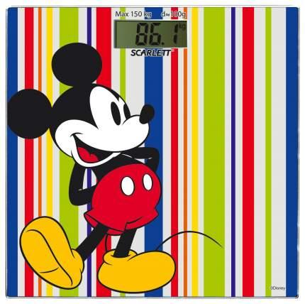Весы напольные Scarlett Disney SC-BSD33E898 Разноцветный