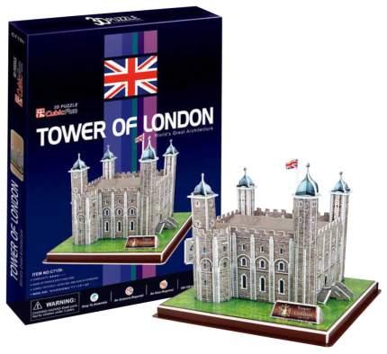 Пазл Cubic Fun 3D C715h Кубик фан Лондонский Тауэр (Великобритания)