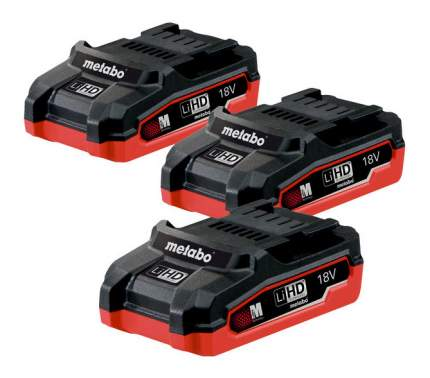 Набор аккумулятор и зарядное устройство для электроинструмента metabo 685076000