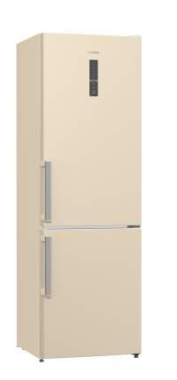 Холодильник Gorenje NRK6191MC Beige