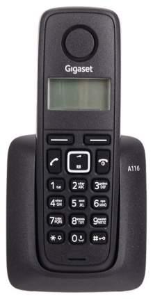 Радиотелефон Gigaset A116 A116 Black