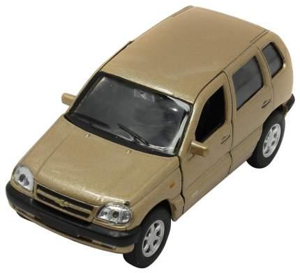 Коллекционная модель Welly Chevrolet Niva 42379 1:34