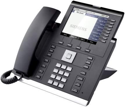 IP Телефон Unify OpenScape 55G черный L30250-F600-C290