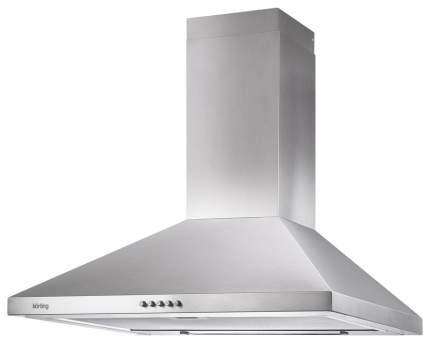 Вытяжка купольная Korting KHC 5431 X Silver