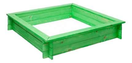 Песочница PAREMO Афродита деревянная зеленая