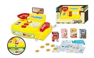 Касса игрушечная S+S Toys Мини-касса