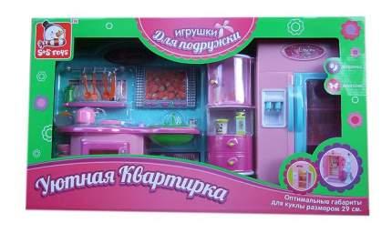 Кухня для кукольного дома S+S Toys