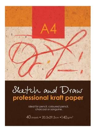 Папка для рисования Kroyter Sketch and draw