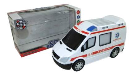 Машина скорой помощи Junfa Toys