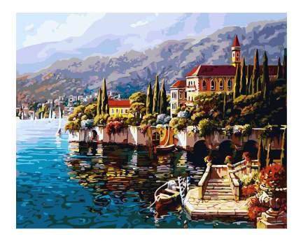 Раскраска по номерам Белоснежка Варенна, Италия
