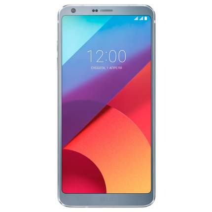 Смартфон LG G6 64Gb Platinum (H870DS)