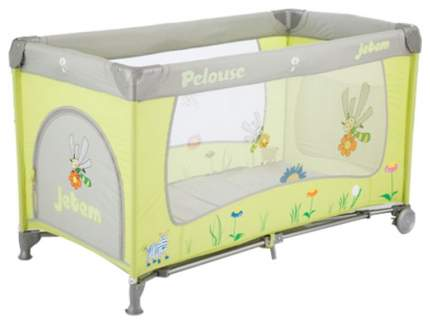 Манеж-кровать Jetem C3 happy velouse