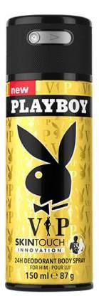 Дезодорант Playboy VIP 150 мл для мужчин