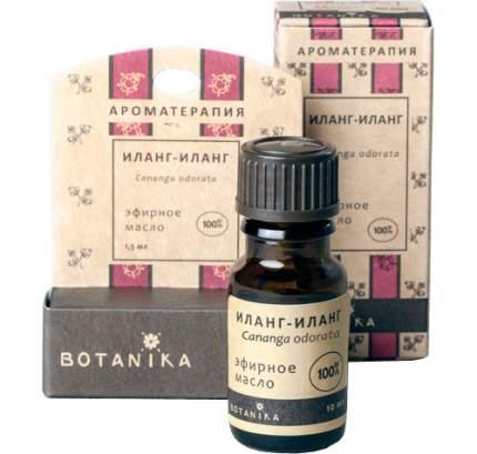 Эфирное масло BOTANIKA Иланг-иланг, 100% натуральное, 10 мл