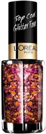 Верхнее покрытие для ногтей L'OREAL PARIS Top Coat, тон 953 Болливуд