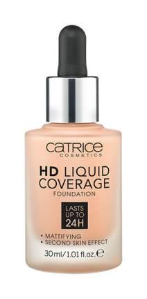 Тональный крем Catrice HD Liquid Coverage Foundation 020 Rose Beige 30мл