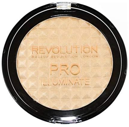Хайлайтер для лица Makeup Revolution Pro Illuminate Lumizer
