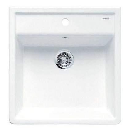 Мойка для кухни керамическая Blanco PANOR 60 514486 глянцевый белый