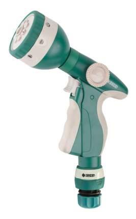Пистолет для полива Raco Comfort-Plus 4255-55/437C 8 режимов плавная регулировка