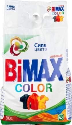 Порошок для стирки Bimax automat color 3 кг